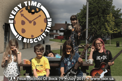 BISCUIT TIME