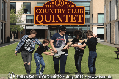 FSOR COUNTRY CLUB QUINTET