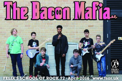 The Bacon Mafia