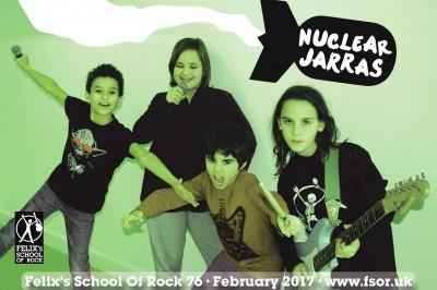 Nnuclear Jarras