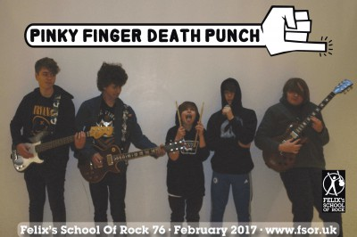 Pinky Finger Death Punch