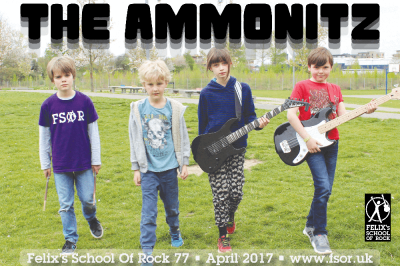 The Ammonitz