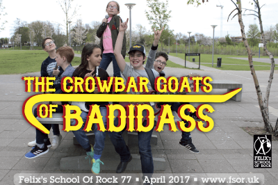 The Crowbar Goats Of Badidass
