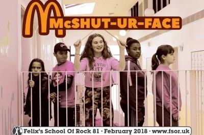 McSHUT UR FACE