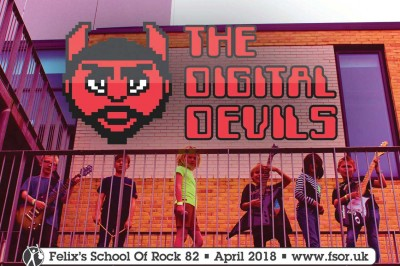 The Digital Devils