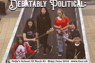 Debatably Political