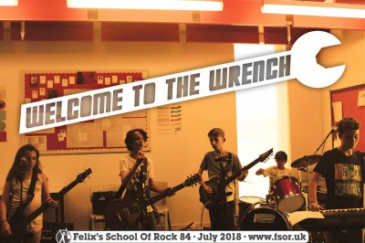 Welcome To The Wrench