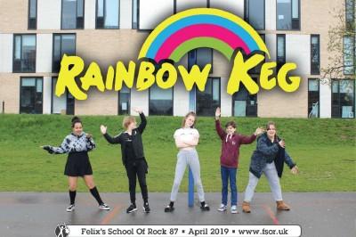 Rainbow Keg