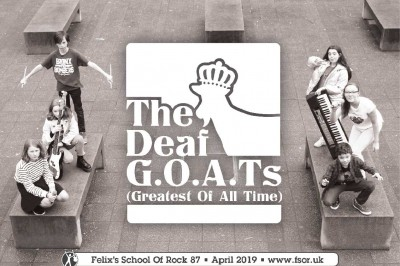 The Deaf Goats