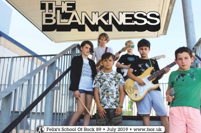 The Blankness