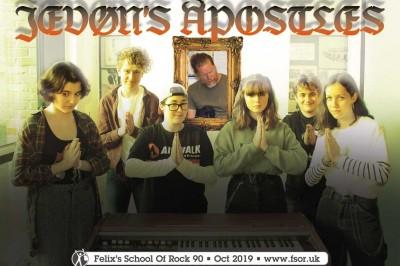 JEVØN'S APOSTLES