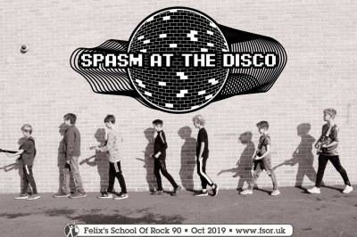 SPASM AT THE DISCO