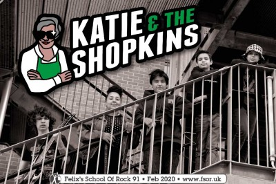 KATIE THE SHOPKINS