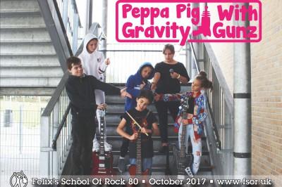 Peppa Pig W GravityGunz